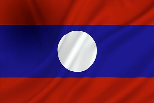 Flagg Laos