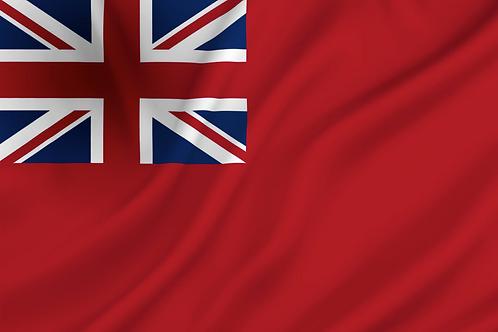 Handelsflagg Storbritannia