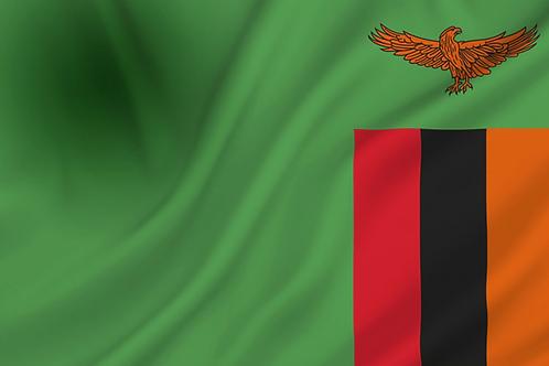 Flagg Zambia