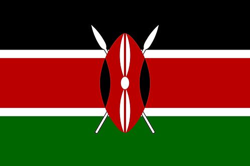 Flagg Kenya