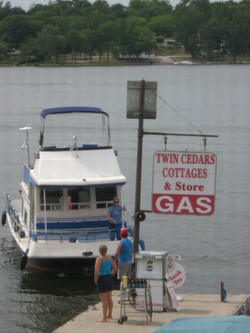 Gas Bar on Rice Lake