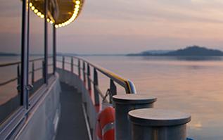 VIP-Abend mit Schiff