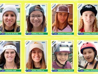 Confederação Nacional de Skate divulga nomes da seleção brasileira