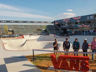 Inaugurada nova pista de skate em São Paulo