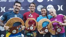 Willian Cardoso bate Julian Wilson na final em Uluwatu e é campeão pela primeira vez