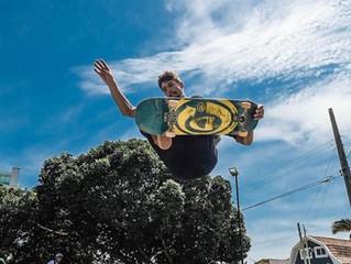 Oi Park Jam reúne feras do skate na Praia Brava