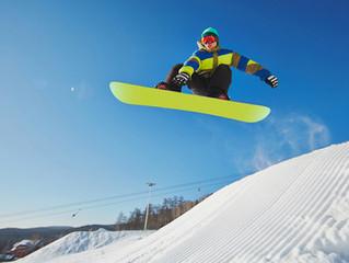 Olimpíada de Inverno: japonês sofre grave acidente no snowboard