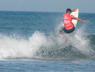 Surf: Após vencer bateria, Medina diz não pensar em resultados de rivais ao título