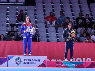 Emirados Árabes Unidos dominam pódios na estreia do Jiu-Jitsu nos Jogos Asiáticos; confira