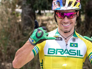 Henrique Avancini vence etapa da Copa Internacional de mountain bike