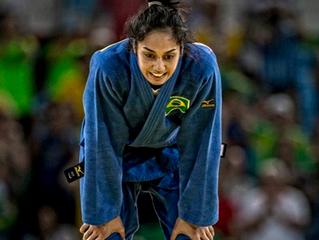 Fora do Mundial, Mariana Silva luta contra lesões para voltar ao judô