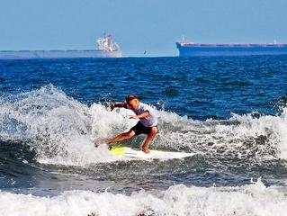Conheça os campeões da segunda etapa do Circuito de Surfe Vicentino 2018