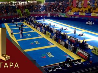 Resultados dos atletas do O Esqueleto na 1a Etapa do Circuito Paulista de Jiu Jitsu, realizado nos d