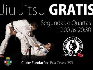 Projeto Social oferece aulas de Jiu Jitsu gratuitas em São Caetano do Sul
