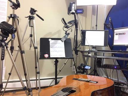 2017 Guitar Recording