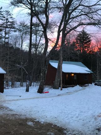 Night time at Winter Cabin Camping.jpg