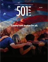 501 Life | July 2020 | Dr. Jim English