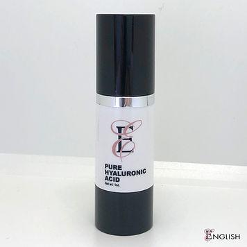 English Skincare Pure Hyaluronic Acid