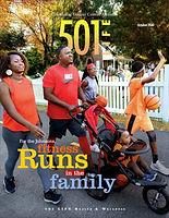 501 Life | October 2020 | Dr. Jim English