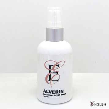 English Skincare Alverin Colloidal Silver Spray