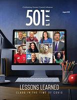 501 Life | August 2020 | Dr. Jim English