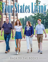 Four States Living Magazine | August 2020 | Dr. Jim English