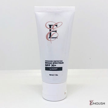 English Skincare Advanced Protection Sunblock