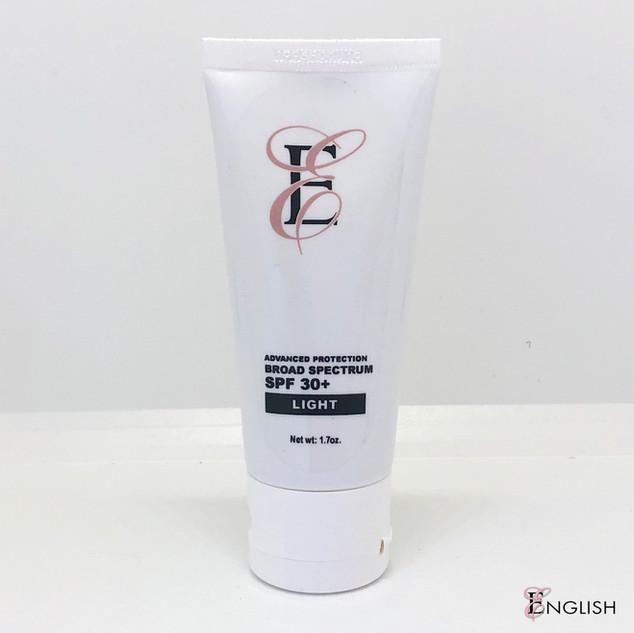 English Skincare Advanced Protection Sunblock