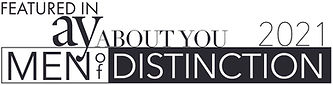 ABOUT YOU Magazine | Men of Distinction 2021 | Dr. Jim English