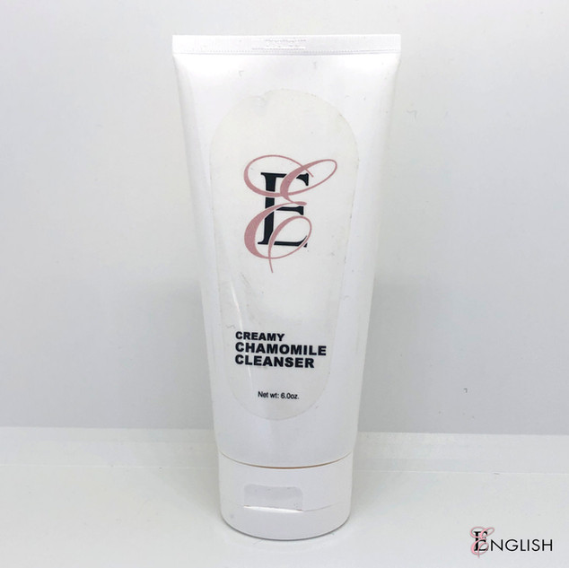 English Skincare Creamy Chamomile Cleanser