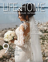 Hot Springs Life & Home | Bridal Issue 2020 | Dr. Jim English