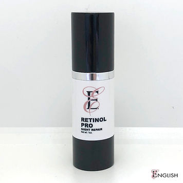 English Skincare Retinol Pro Night Repair