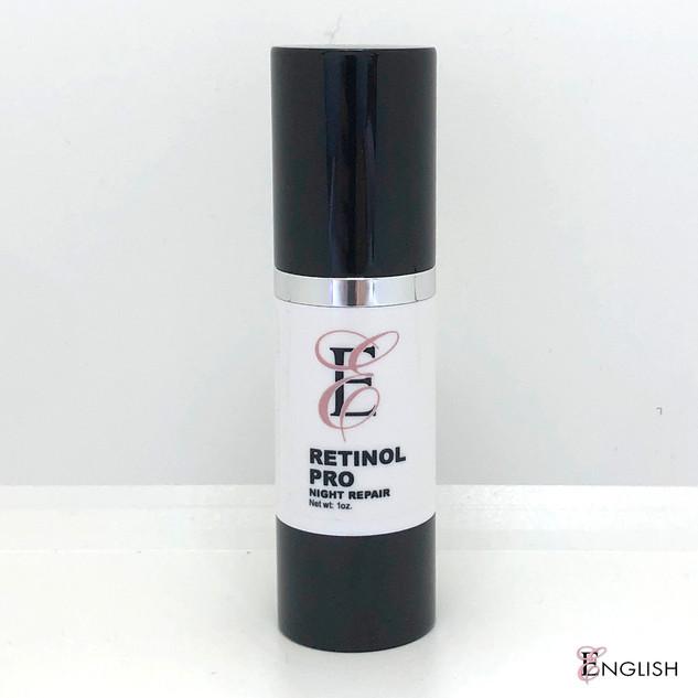 English Skincare Retinol Pro Night Repair