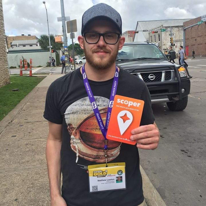 Sxsw Interactive #scope out places anywhere in the world #download #scoper app