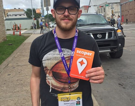 Sxsw Interactive #scope out places anywh