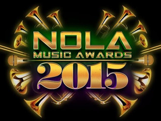 NOLA Music Awards 2015