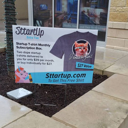 Reporting live from sxsw 2016 #sttartup tees