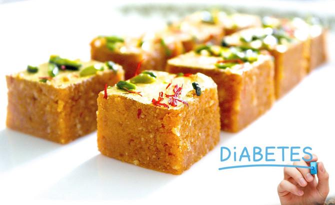Gérer son diabète pendant Divali