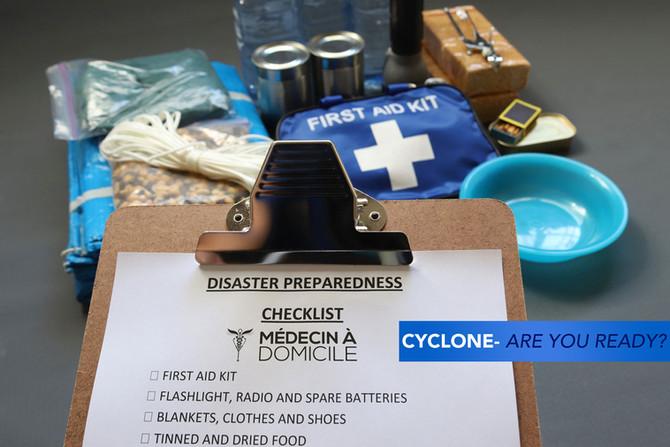 Cyclone: Checklist