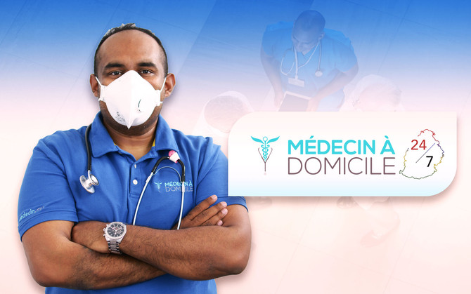 Covid-19 : Même en confinement, Médecin à domicile, assure