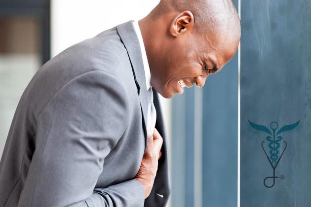 Crise cardiaque :symptômes