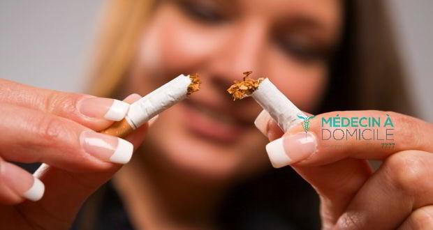 Ce qui se passe dans votre corps quand vous arrêtez de fumer