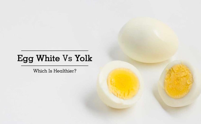 Egg Whites vs. Egg Yolks: Which is better?