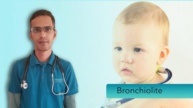 Bronchiolite : symptômes, prévention et traitement