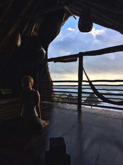 utopia yoga retreat tulum mexico