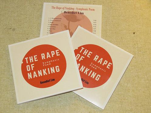The Rape of Nanking - Symphonic Poem CD