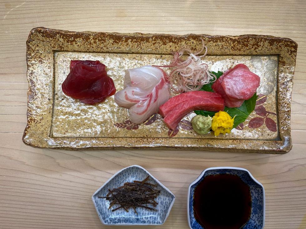 Sushi-Kappo Nakaichi - Kyoto, Japan