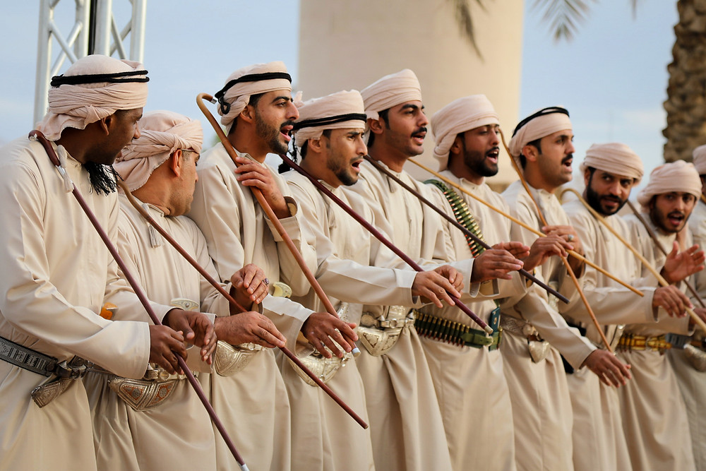 Traditional Omani Music