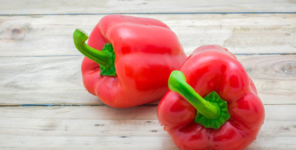 Big Red Bell Pepper