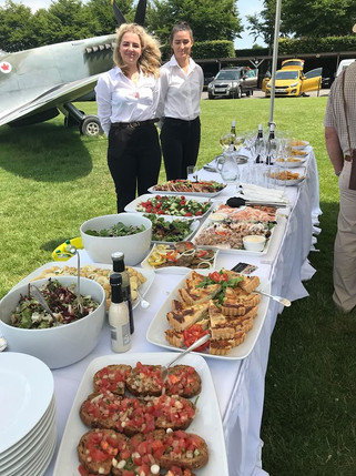 Goodwood Cold Buffet